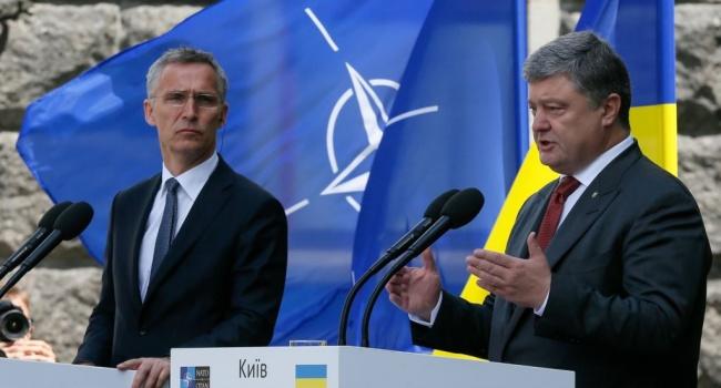 Дипломат: до 2020-го окончательно решится вопрос предоставления Украине Плана действий по членству в НАТО