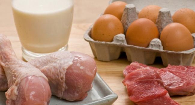 «Покращення» по-украински: яйца выросли в цене на 50%, мясо – на 26,6 процента