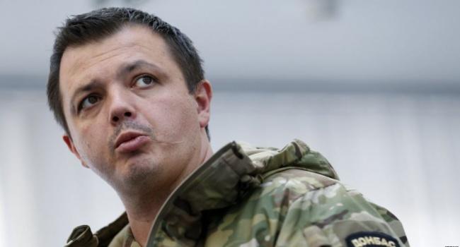 У полицейских не хватило смелости остановить Семенченко