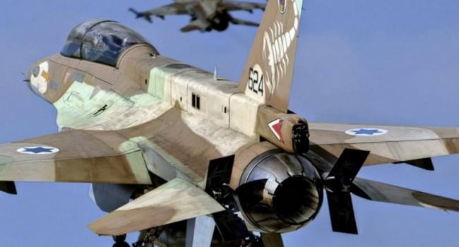Обстрел израильского самолета F16 был нужен России для рекламы своего оружия