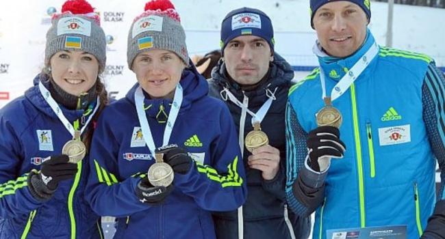 Украинским биатлонистам предложили российское гражданство из-за скандала с бойкотом