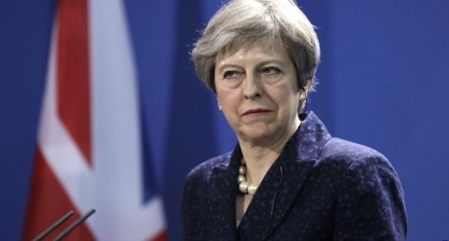 Высылка дипломатов РФ из Великобритании: Мэй дала одну неделю