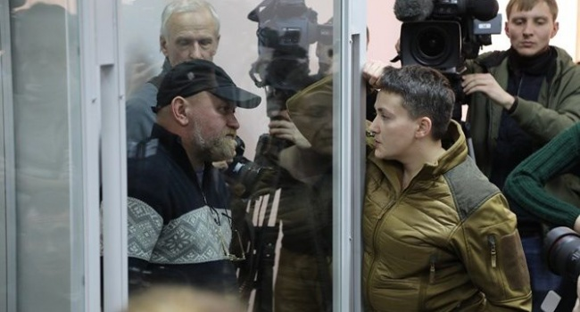 Савченко могут обвинить в терроризме и покушении на Петра Порошенко, - СМИ
