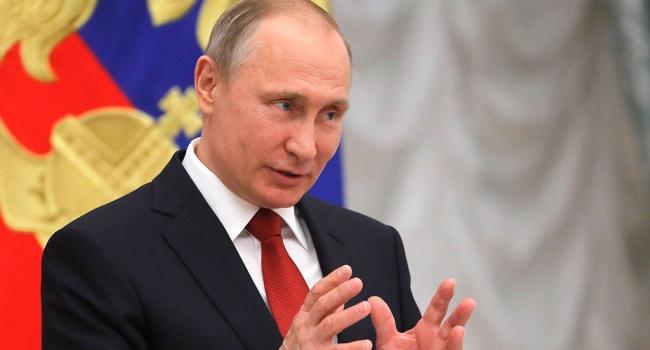 Блогер: «Путин цементирует факт отсутствия сменяемости власти в РФ»