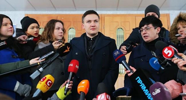 Сложно себе представить масштаб варварского незнания Украины в Кремле, если они подсовывают нам Савченко, – Таран