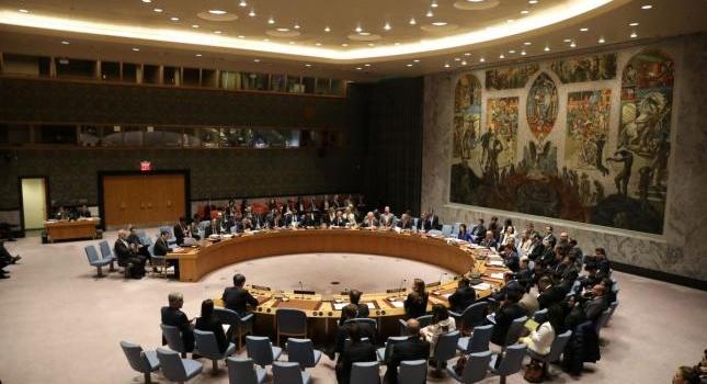 Вопрос выборов президента РФ в Крыму: Совбез ООН проводит заседание