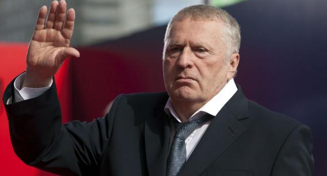 Жириновский: «Государственные преступники те, кто отрицает принадлежность Крыма России»