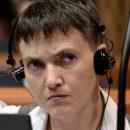 «Савченко пора обращаться за медицинской помощью», — депутат