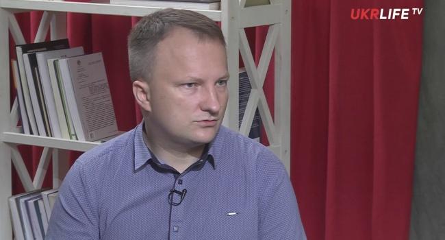 Александр Палий: Савченко – это подсадная утка с самого начала