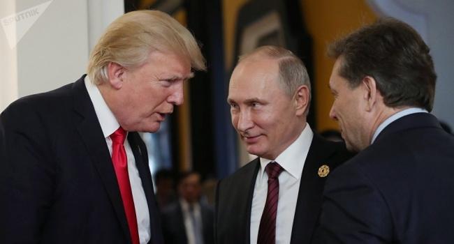 Скрипаля убрали, потому что те данные, которые он собрал, могут пролить свет на связь между Трампом и Путиным