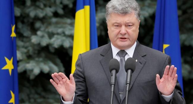 Порошенко: «Вступление Украины в ЕС – вопрос нескольких лет»