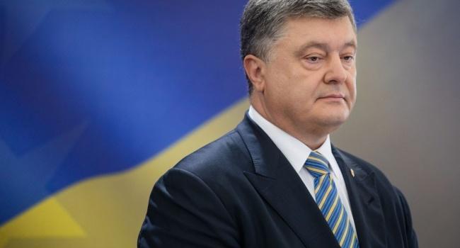 Порошенко поддержал Великобританию в деле Скрипаля