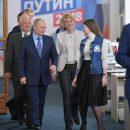 Историк: Путин сделал большую ошибку, назначив выборы президента РФ на 18 марта