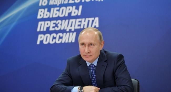 Блогер: с явкой 57% и 25% «противвсехов» Путин эти выборы проиграл