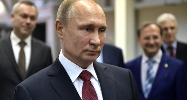 Политолог: Путин заходит на свой последний срок