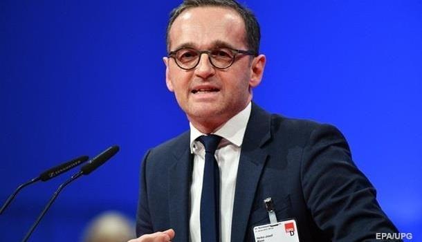 МИД Германии не признает результатов выборов Путина в Крыму