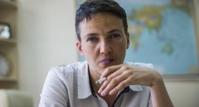 Савченко обратилась к президенту с просьбой уволить Луценко