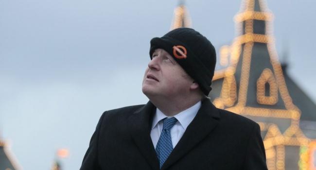 Джонсон: «У нас нет ссоры с россиянами и Россией. Ответственен только Путин»