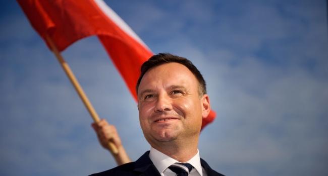 Дуда отказался представлять Польшу на ЧМ в России