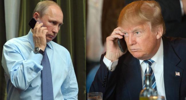 Трамп провел переговоры с Путиным, — подробности
