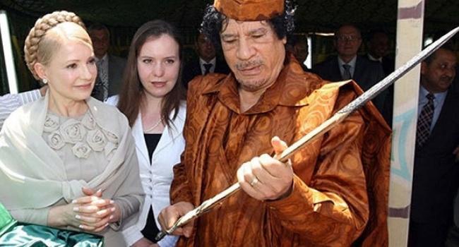 Политолог: Саркози задержали, следующая – Тимошенко?