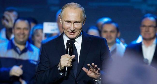 Блогер: Путин задал планку, ниже которой уже не будет, 76% россиян ждут ракеты, танки, самолеты и готовятся к войне