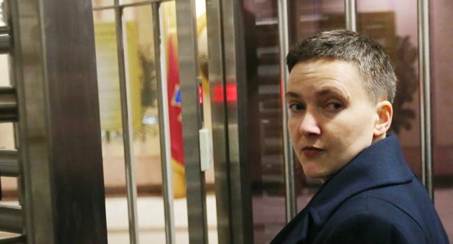 Волонтер: на примере Савченко нужно реализовать возможность быстрой процедуры снятия депутатской неприкосновенности