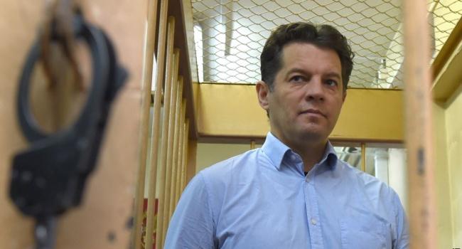 Сущенко в мае может быть уже на свободе