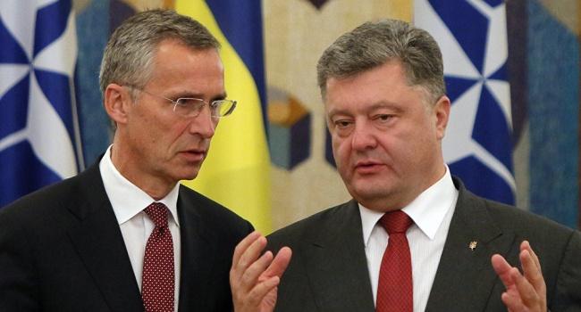 Порошенко «обрадовал», назвав реальные сроки вступления Украины в НАТО