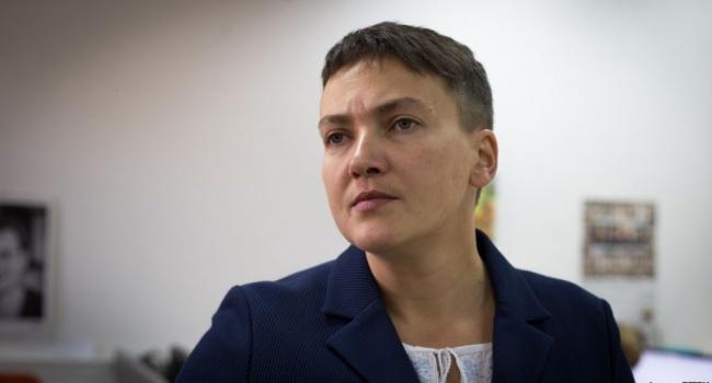 Савченко: партнерские отношения Путина и Тимошенко помогли моему освобождению