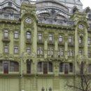 В Одессе в центре города «свободовцы» захватили гостиницу «Большая Московская»