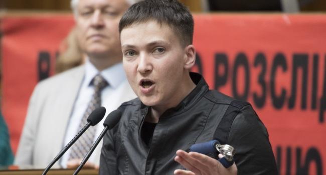 Нардеп: «Позитивной реакции Запада на задержание Савченко точно не будет»