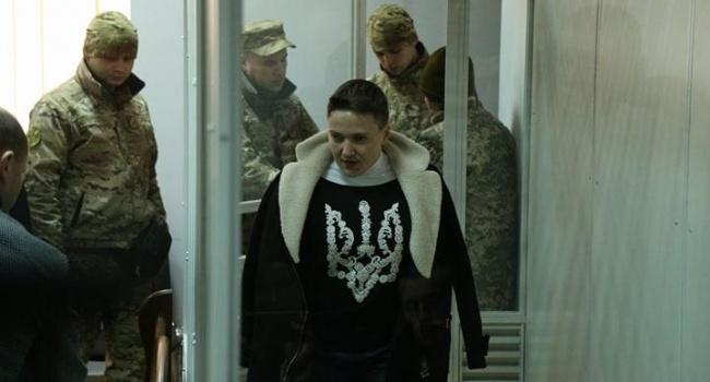 Политолог: в Москве уже ищут того, кто может заменить Савченко