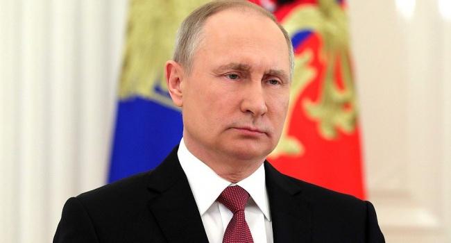 Путін звернувся до росіян: Не чекайте, що всі проблеми будуть подолані негайно