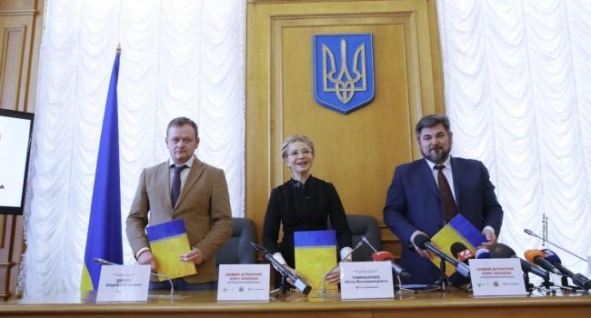Президентская кампания на старте: Тимошенко уже заручилась поддержкой агрохолдингов