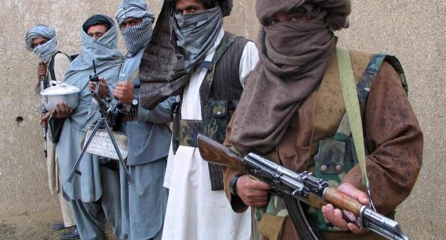 Россия поставляет оружие «Талибану» - генерал США