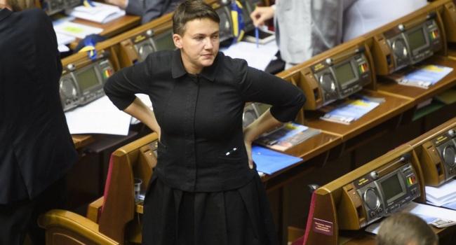 Денисова: Савченко задержали с нарушением норм закона