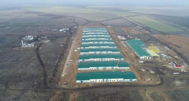 Полторак рассказал о строительстве лагерных городков по стандартам ведущих стран мира
