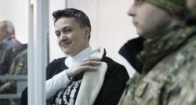 Волонтер: на российских каналах идет неприкрытая попытка создать новую Жанну Дарк