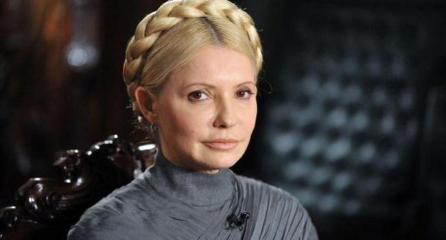 Тимошенко заявила, что благодаря ей в Украине есть свет, а еще – она знает, как побороть коррупцию