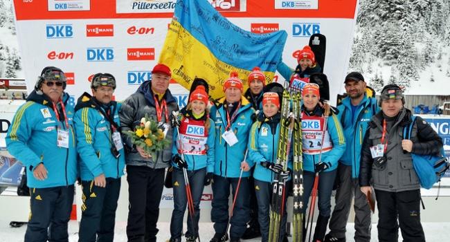 Итоги сезона 2017/18: Украинский биатлон без квоты и без медалей на ОИ