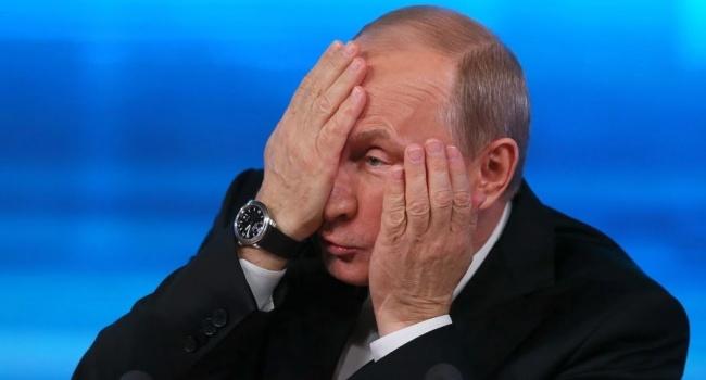 Соцсети обсуждают исчезновение Путина: «Урод! Исчезнет на пару дней, как было после Курска»