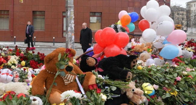 Родственники 85 пропавших без вести в ТЦ Кемерово требуют объяснений