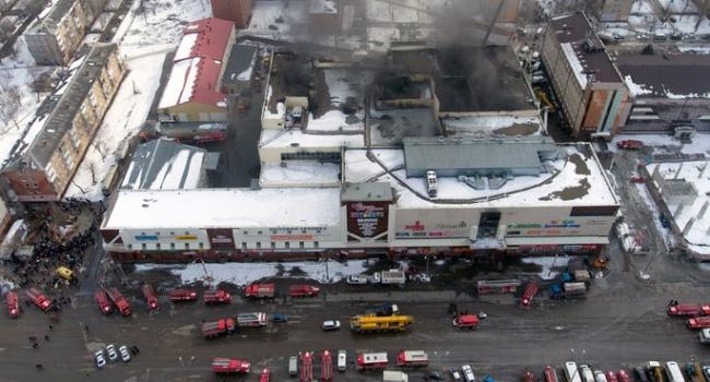 Волонтер: трагедию «Курска» и ТЦ «Зимняя вишня» объединяет преступная советская система
