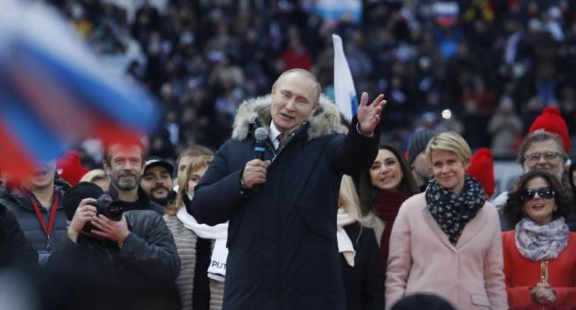 Журналист: экспансия западной цивилизации начнется начнет проникать в Россию из Украины