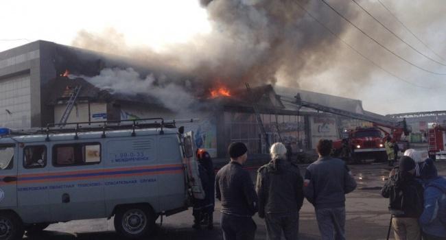 Кемеровская трагедия может повториться в любом ТЦ Киева, — архитектор