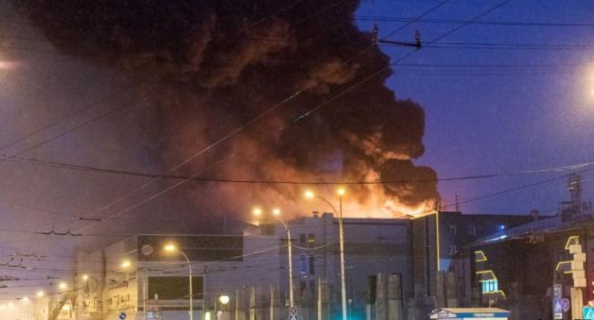 Трагедия в Кемерове: Бастрыкин назвал основную причину возникновения пожара