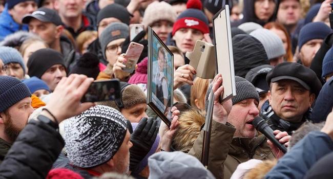 Журналист: говорите «можем повторить»? После кемеровской трагедии так и не смогли, до сих пор встающие с колен стоят на коленях