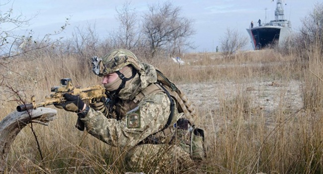 Эксперт: у Украины будет не более, чем 72 часа для того, чтобы взять Крым