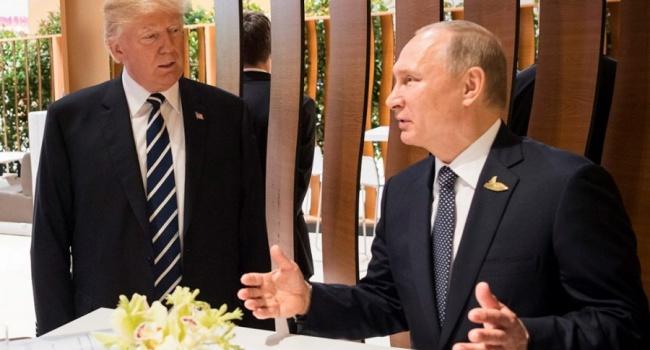 Трамп сделал Путину предупреждение в ходе тайного разговора